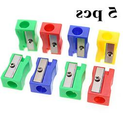 Autumn Water 1-5 pcs New Year Pencil Sharpener Knife Sharpen