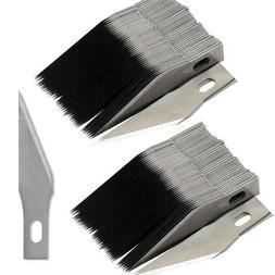 100PCS #11 Blades for x-acto Knife Replacement Light Duty Ho