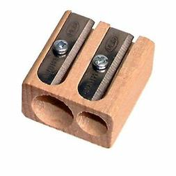 107 02 01 wood 2 hole steel