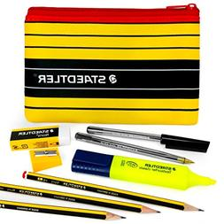 Staedtler - Noris 120 - Essential Pen and Pencil Set - With