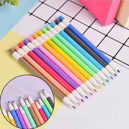 12 Color Mechanical Pencil Built in Pencil Sharpener 2.0 mm