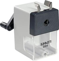 Dahle 155 Professional Pencil Sharpener w/Point Adjuster & A