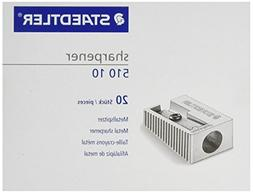 STAEDTLER 51010 Metal Single Hole Sharpener