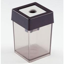 Dahle 53461 Pencil Sharpener, Hand Held Canister, Easy-To-Re