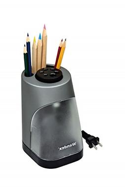 WENDEX 6-HOLE Heavy-duty Vertical Electric Pencil Sharpener