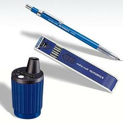STAEDTLER  780C Leadholder +2.0mm refill lead+ pencil sharpe