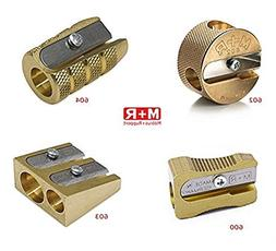 Mobius + Ruppert  Brass Artists Pencil Sharpener - choose fr