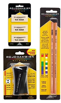 Prismacolor Premier Accessory Set, Includes Colorless Blende