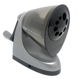 Westcott - iPoint ClassAct Manual Desktop Pencil Sharpener -