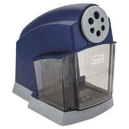 X-ACTO : School Pro Desktop Electric Pencil Sharpener, Blue/