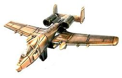 A-10 Thunderbolt II Die Cast Metal Collectible Pencil Sharpe