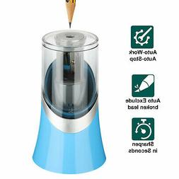 automatic electric pencil sharpener home office school