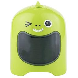 MyLifeUNIT Automatic Pencil Sharpener, Cute Electrical Penci