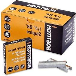 B-8 Staples, Chisel Point, Use In B8C Line, 1/2W, 1/4L