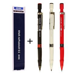 B&P 2.0 mm Lead Holder Pen Mechanical Pencil for Draft Drawi