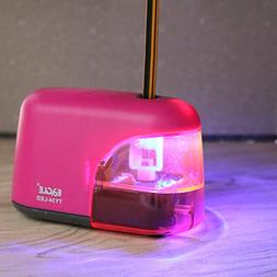 Eagle Battery Operated Electric Pencil Sharpener With LED Li