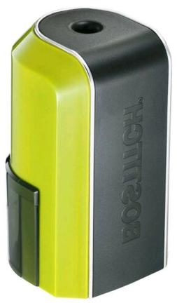 Bostitch Battery Powered Pencil Sharpener green, new in box