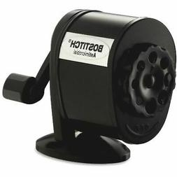 bostitch antimicrobial manual pencil sharpener mps1blk