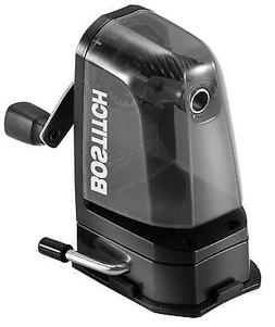 Bostitch Multi-Mount Manual Pencil Sharpener Vacuum Mount or