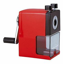 CARAN D'ACHE Pencil Sharpener Machine, Red, New In Box, Fits