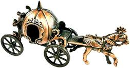 Cinderella Carriage Die Cast Metal Collectible Pencil Sharpe