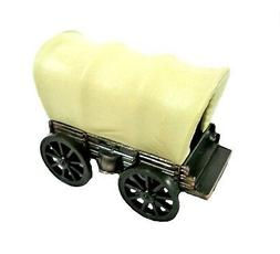 Covered Wagon Die Cast Metal Collectible Pencil Sharpener