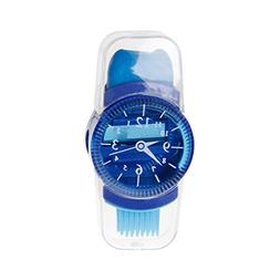 Seaskyer 1Pc Creative Grinder Cartoon Watches Sliced Pencil