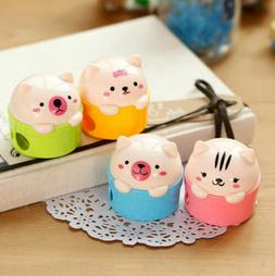 Cute Bear Pencil Sharpener for Pencils Student School Office
