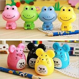 TryTry 8 pcs Cute Novelty Kawaii Cartoon Unique Animal Mouse