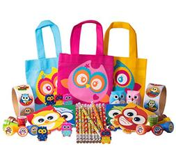 OTC Direct Cute Owl Party Favor Back to School Supplies Gift