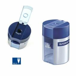 Staedtler Cylinder Tub Pencil Sharpener Single Hole Handheld