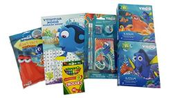 Dory Stationary Puzzle Bundle Gift for Kids | 5 Items Includ