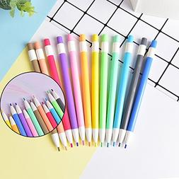 12 Colors Drafting Drawing Pencils Automatic Mechanical Penc