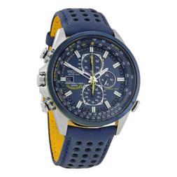 Citizen Eco Drive Blue Angels World Chronograph Men's 42mm W
