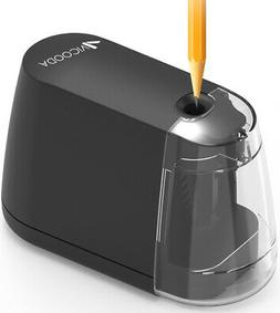 Electric Automatic Pencil Sharpener Battery Operated Office