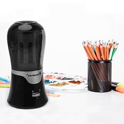 Hacloser Electric Pencil Sharpener 8007 with One Hole Plug i