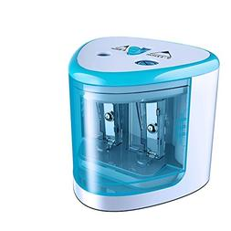 hlw Electric Pencil Sharpener,Heavy duty Blades Durable and