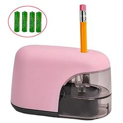 Electric Pencil Sharpener, Auto Stop, Perfect for Artist, St