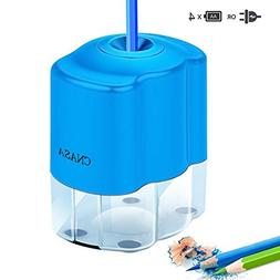 Electric Pencil Sharpener with Auto-stop Feature for No.2 Pe