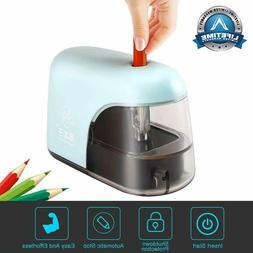 electric pencil sharpener auto and safety electric