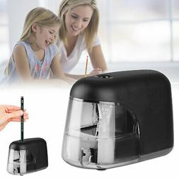 Electric Pencil Sharpener Automatic Battery Operated For Off