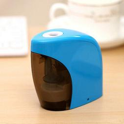 Electric Pencil Sharpener Automatic Touch Switch Home School