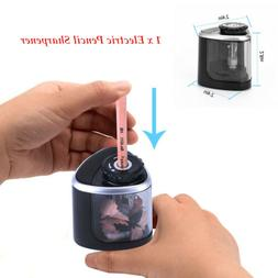 Electric Pencil Sharpener Automatic Touch Switch School Stud