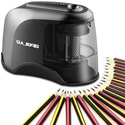 OPOLAR Electric Pencil Sharpener, USB or AC or Batteries Ope