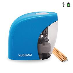 Happy Life Tech Electric Pencil Sharpener Battery Operated a
