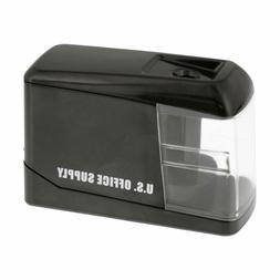 Electric Pencil Sharpener Battery Operated Automatic Touch P