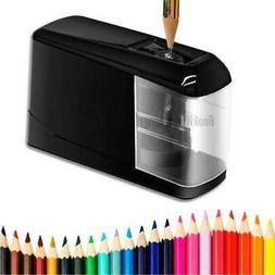 electric pencil sharpener battery usb operated office