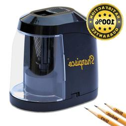 Electric Pencil Sharpener Best Heavy Duty with Auto stop
