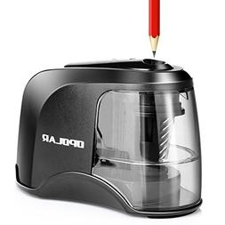 Electric Pencil Sharpener, Heavy-duty Helical Blade to Fast