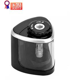 Electric Pencil Sharpener, Portable Automatic Manual Touch S